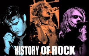 history-of-rock
